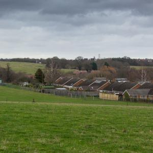 DK 19View over Charlottes toward the Belstead Brook valley