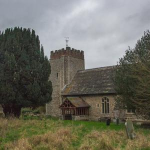 DK 23 Washbrook Church 1